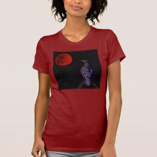 Luna del cuervo playera