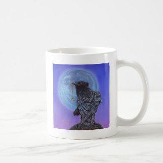 Luna del cuervo taza