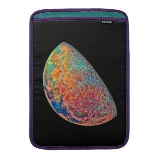 luna del Falso-color Fundas Macbook Air