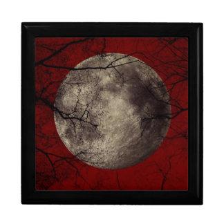 Luna del gótico cajas de regalo