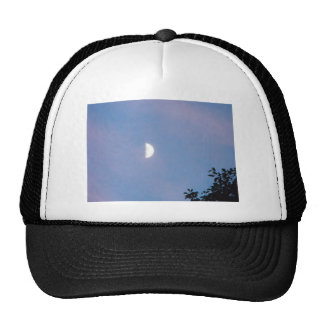 Luna del invierno gorra