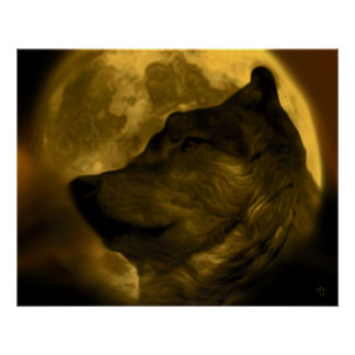 Luna del lobo posters