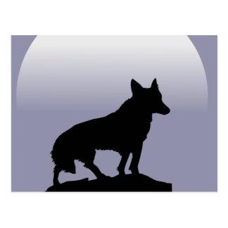 Luna del lobo postal