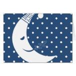 Luna del lunar felicitaciones