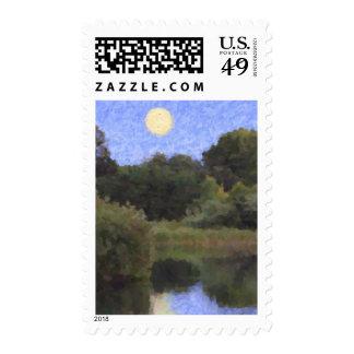 luna del mokelumne sellos
