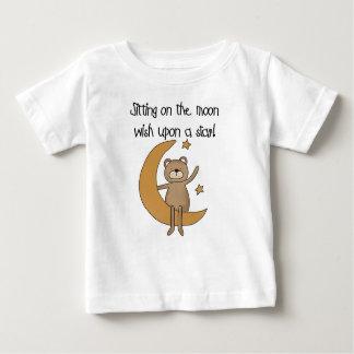 Luna del oso y camisetas y regalos de las playera