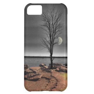 Luna del otoño carcasa iPhone 5C