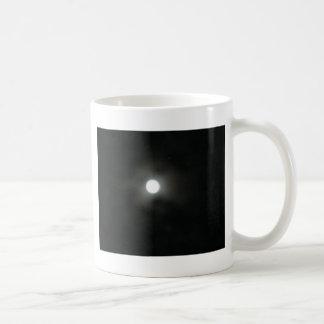 luna del perogee tazas de café