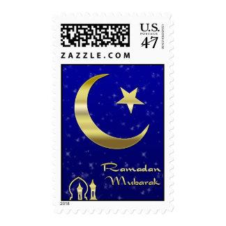 Luna del Ramadán Sello