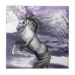Luna del unicornio azulejos cerámicos