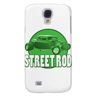 luna del verde de la barra de la calle