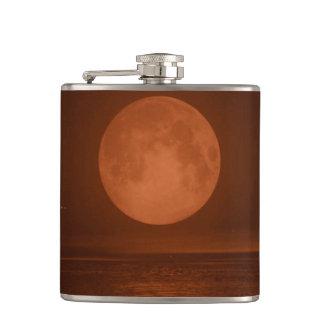 Luna envuelta vinilo del frasco por el highsaltire