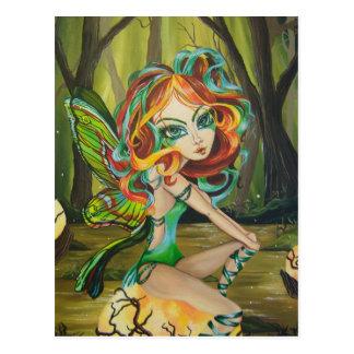 Luna Fairy Postcard