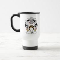 Luna Family Crest Mug