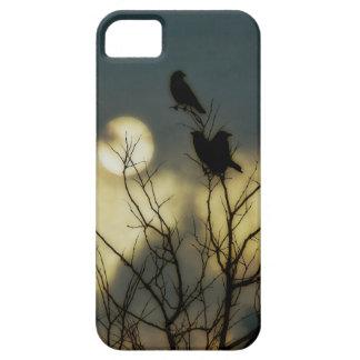 Luna fantasmagórica iPhone 5 Case-Mate cobertura