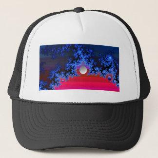 LUNA FRACTALS.png Trucker Hat