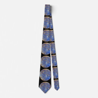 luna grande corbatas personalizadas