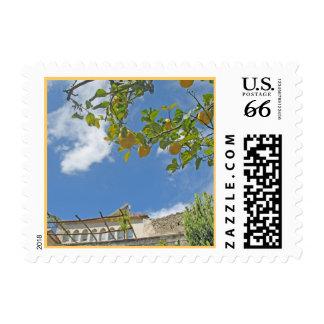 Luna Hotel Stamp