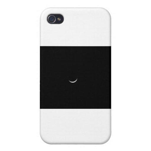 Luna iPhone 4/4S Carcasa