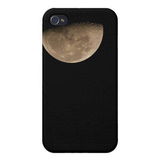 Luna iPhone 4 Cárcasa