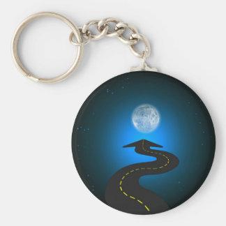 Luna Keychain