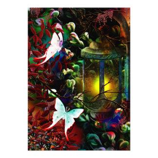 Luna Lantern Card