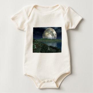 Luna Llena Body De Bebé