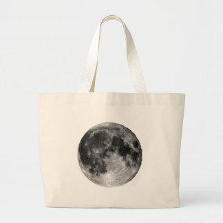 Luna Llena Bolsa Tela Grande