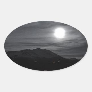 Luna Llena breckenridge Colcomanias Oval