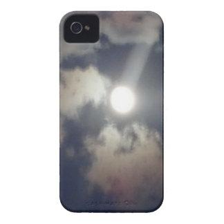 Luna Llena Carcasa Para iPhone 4