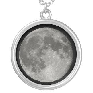 Luna Llena Colgante Redondo