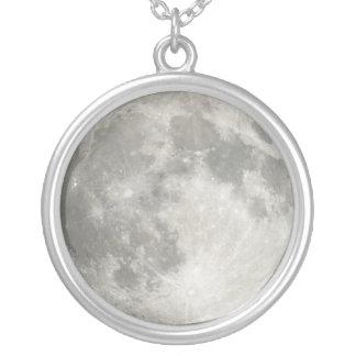 Luna Llena Collares Personalizados