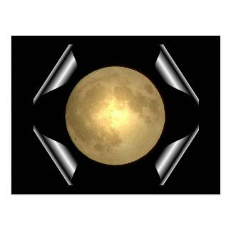 Luna Llena (efecto especial de la página de la Postales