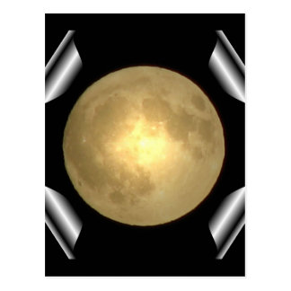Luna Llena (efecto especial de la página de la Tarjetas Postales