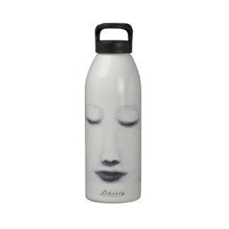 Luna Llena el dormir de Diana (realismo surrealist Botellas De Agua Reutilizables