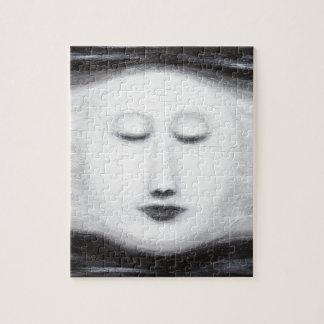 Luna Llena el dormir de Diana (realismo surrealist Rompecabeza