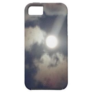 Luna Llena Funda Para iPhone SE/5/5s