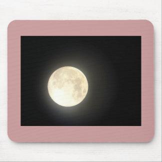 Luna Llena Mousepad