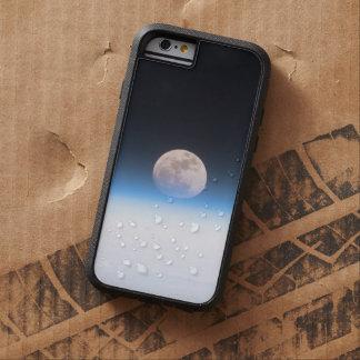 Luna Llena obscurecida parcialmente por la Funda De iPhone 6 Tough Xtreme