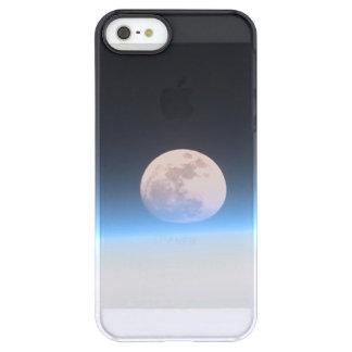 Luna Llena obscurecida parcialmente por la Funda Permafrost™ Deflector Para iPhone 5 De Uncom