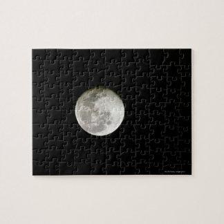 Luna Llena Rompecabeza