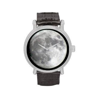 Luna Llena Reloj