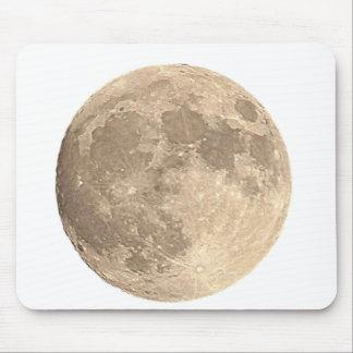 Luna Llena Alfombrillas De Ratones