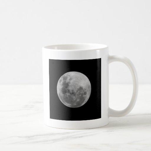 Luna Llena Taza De Café