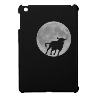 Luna Llena - Toro Bravo Corriendo - M1 iPad Mini Coberturas