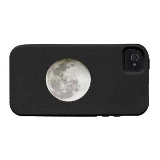 Luna Llena Vibe iPhone 4 Funda