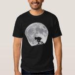 Luna longboarding camisas