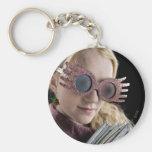 Luna Lovegood 2 Basic Round Button Keychain