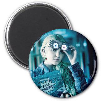 Luna Lovegood 2 Inch Round Magnet