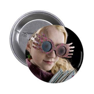 Luna Lovegood 2 Pinback Button